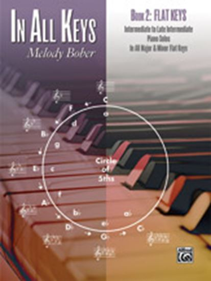 Picture of In All Keys, Book 2: Flat Keys: Intermediate to Late Intermediate Piano Solos in All Major and Minor Flat Keys