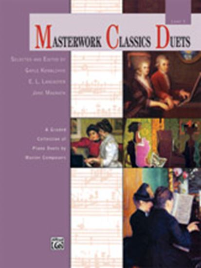 Picture of Masterwork Classics Duets, Level 5: A Graded Collection of Piano Duets by Master Composers