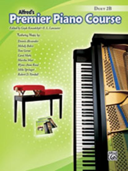 Picture of Premier Piano Course, Duet 2B