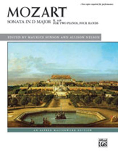 Picture of Mozart: Sonata in D Major, K. 448 - Piano Duo (2 Pianos, 4 Hands)