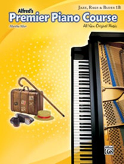 Picture of Premier Piano Course, Jazz, Rags & Blues 1B