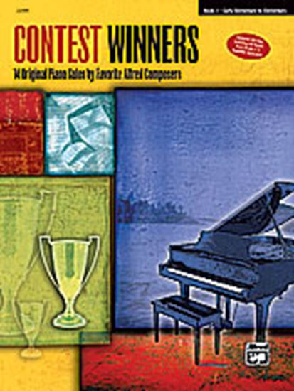 Picture of Contest Winners, Book 1: 14 Original Piano Solos by Favorite Alfred Composers