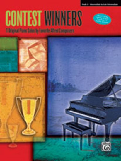 Picture of Contest Winners, Book 3: 11 Original Piano Solos by Favorite Alfred Composers