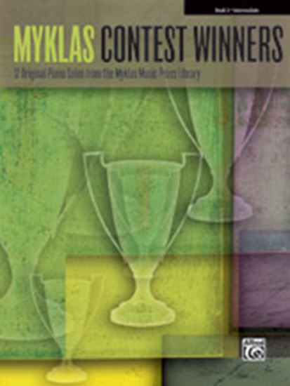 Picture of Myklas Contest Winners, Book 3: 12 Original Piano Solos from the Myklas Music Press Library