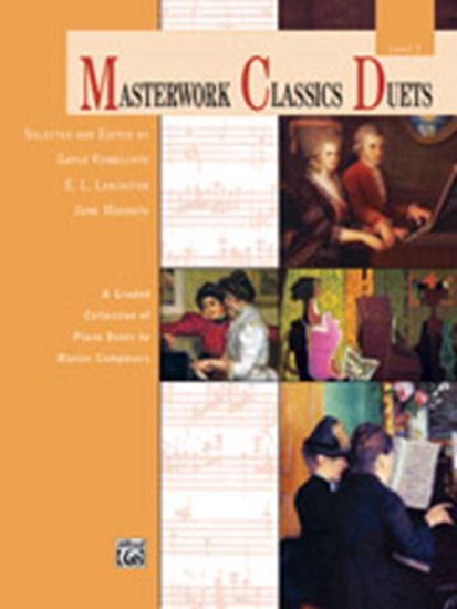 Picture of Masterwork Classics Duets, Level 7: A Graded Collection of Piano Duets by Master Composers