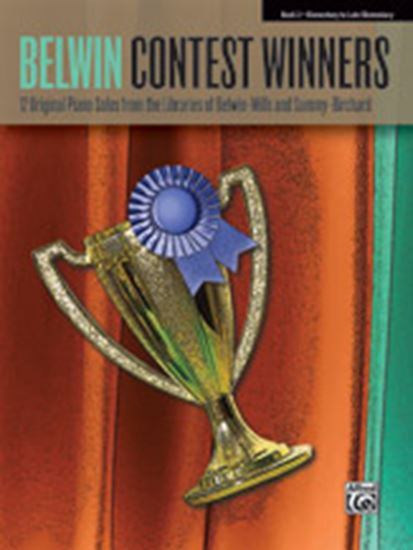 Picture of Belwin Contest Winners, Book 2: 12 Original Piano Solos from the Libraries of Belwin-Mills and Summy-Birchard
