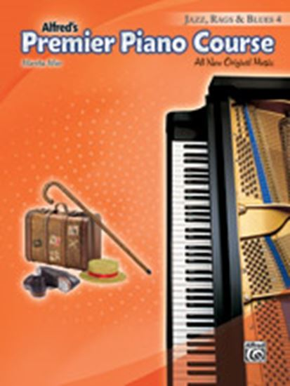 Picture of Premier Piano Course, Jazz, Rags & Blues 4
