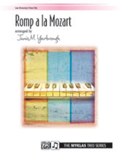 Picture of Romp a la Mozart - Piano Trio (1 Piano, 6 Hands)