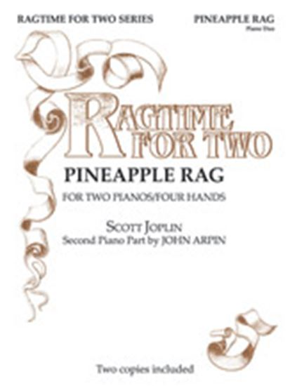 Picture of Pineapple Rag - Piano Duo (2 Pianos, 4 Hands)