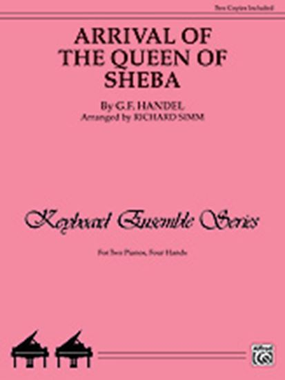 Picture of Arrival of the Queen of Sheba - Piano Duo (2 Pianos, 4 Hands)