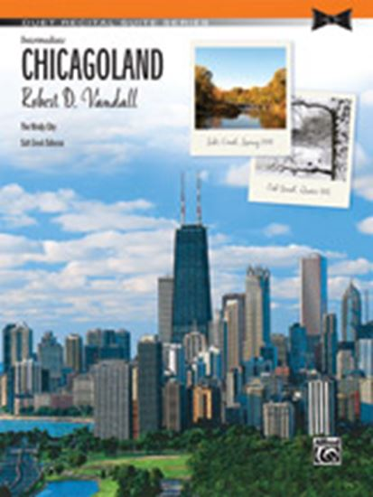 Picture of Chicagoland - Piano Duet Suite (1 Piano, 4 Hands)
