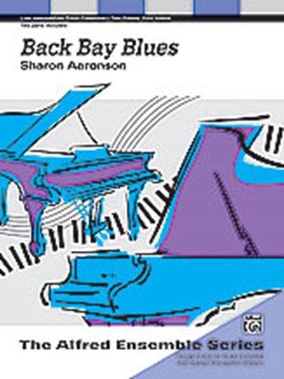 Picture of Back Bay Blues - Piano Duo (2 Pianos, 4 Hands)