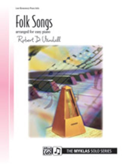 Picture of Folk Songs for Easy Piano
