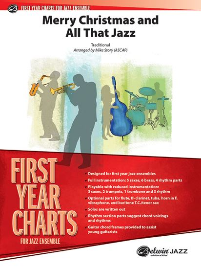 Picture of Merry Christmas and All That Jazz: 1st B-flat Trumpet