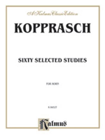 Picture of Kopprasch: Sixty Selected Studies