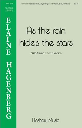 Picture of As the Rain Hides the Stars