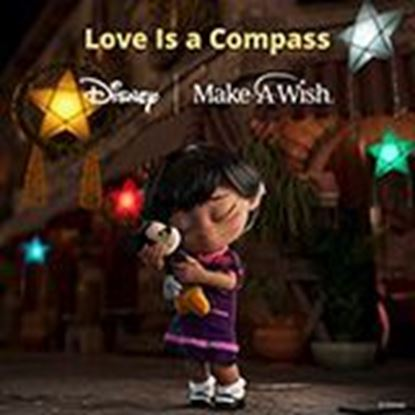 Picture of Love Is A Compass (Disney supporting Make-A-Wish)