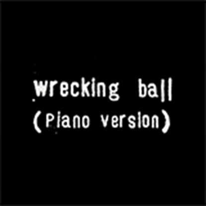 Picture of Wrecking Ball (Solo Piano Version) (arr. Stephan Moccio)