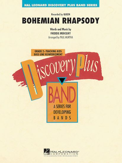 Picture of Bohemian Rhapsody (arr. Paul Murtha) - Bb Bass Clarinet