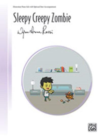 Picture of Sleepy Creepy Zombie